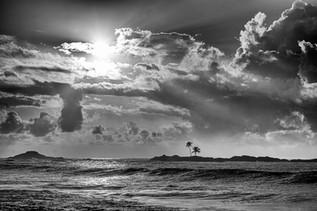 L'océan, calme et dangereux