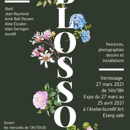 EXPOSITION : BLOSSOM