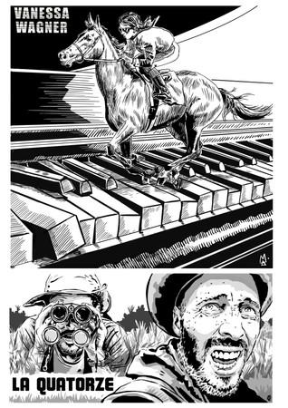 Illustrations - Xaleo