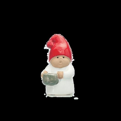 Traditional Adventschildren boy