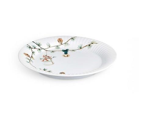 Hammershøj Christmas Plate