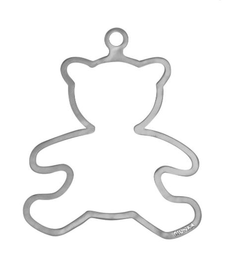 Teddy in Zinn