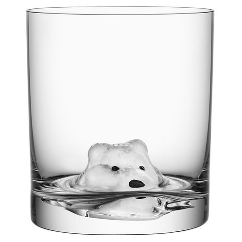 New Friends Tumbler Arctic Fox