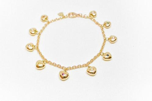 Complete Bracelet for World Childhood Foundation