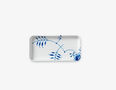 Blue Mega serving plate (oven safe)