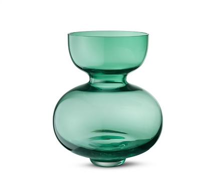 Alfredo Green Glas Vase