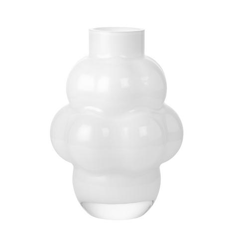Balloon vase opalglas