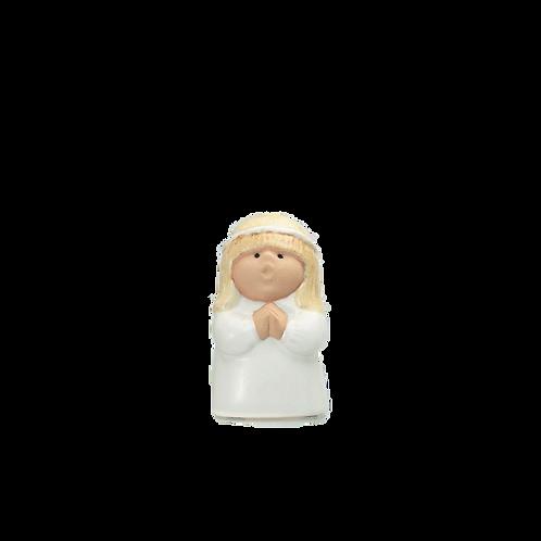 Traditional Adventschildren Maiden