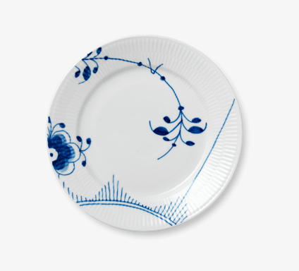 Blue Mega Plate