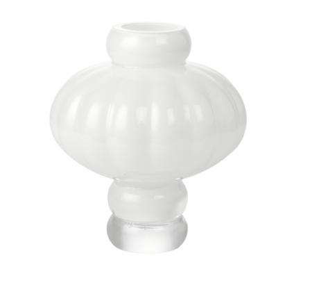 Balloon vase opalglas Big