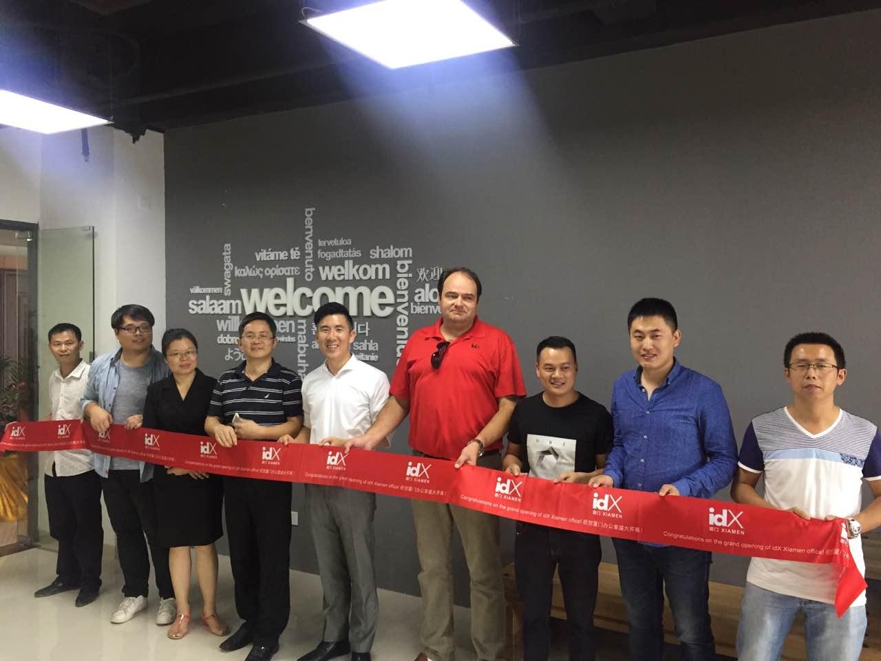 Xiamen Team Welcome
