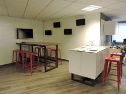 Discussion & brainstorming area