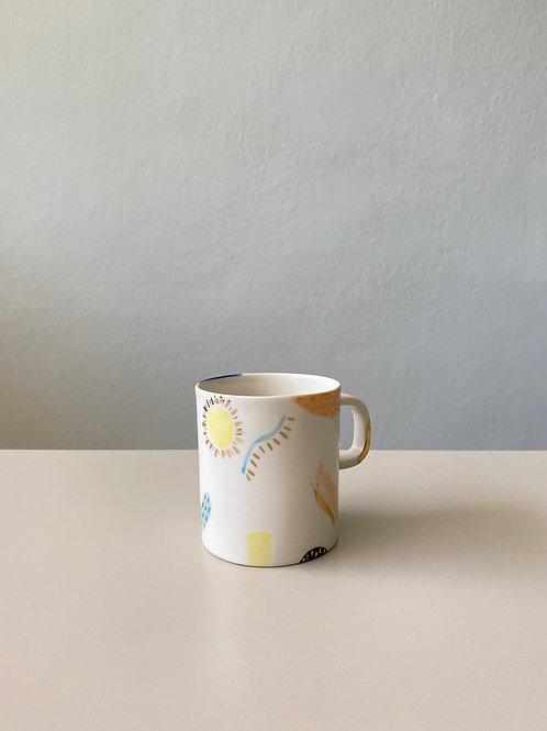 Soyut Kahve Fincanı