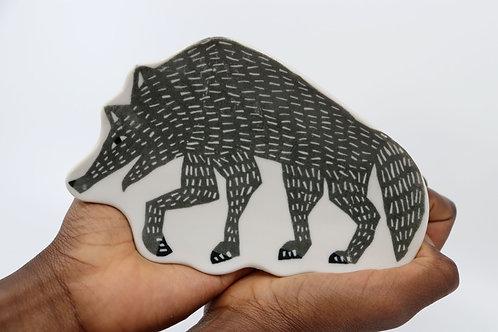 MAMEZARA Wolf grey