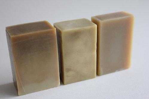 KOME YAY! hair&body soap, clove and orange, low-porosity hair, natural, vegan