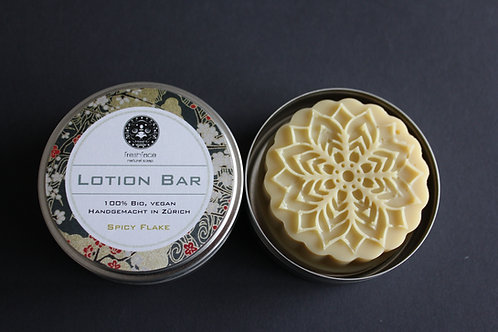 LOTION BAR Spicy Flake