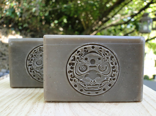 DOG, vegan, organic dog soap against ticks and fleas