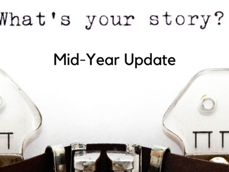 Mid-year: encouraging staff to share their stories