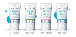 FACELABS FACIAL CLEANSER PURE GEL