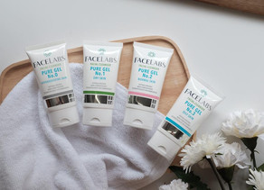 Review FACELABS Facial Cleanser Pure Gel  by Khwankhong