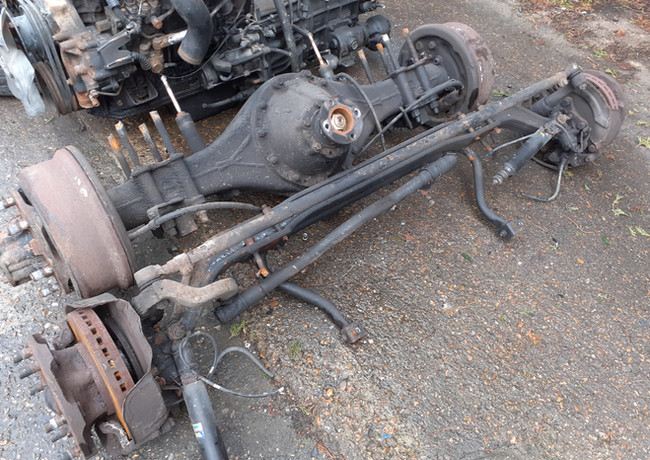 mitsubishi, canter, 4d34, eninge,gearbox, axles, springs