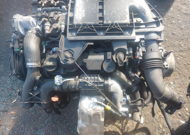 CITROEN BERLINGO ENGINE