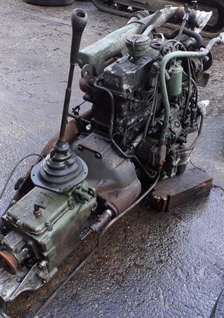 354 eninge,gearbox, axles, springs