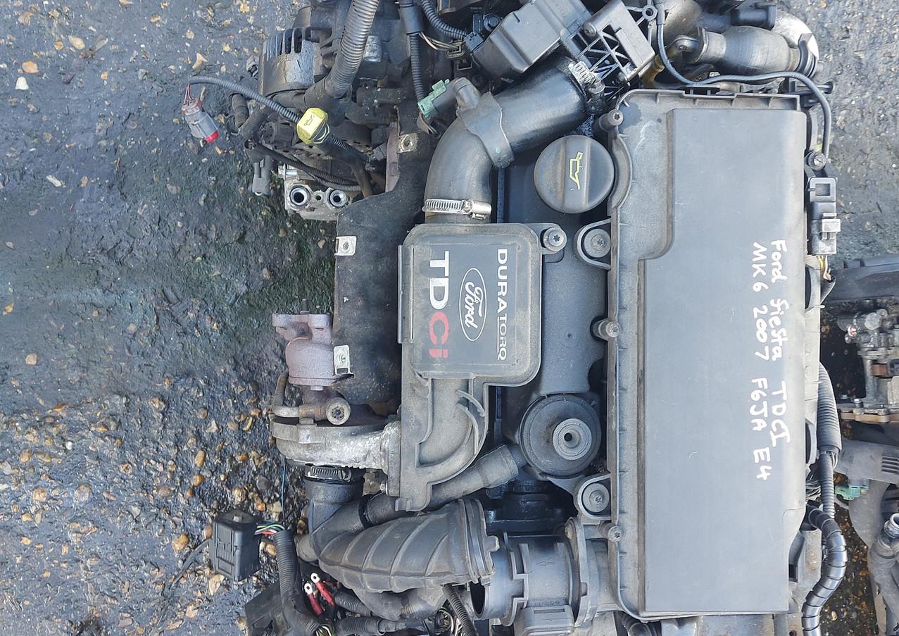Isuzu Troopers Nissan Terrano Engines
