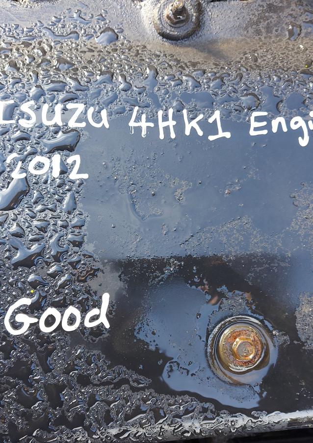 ISUZU 4HK1