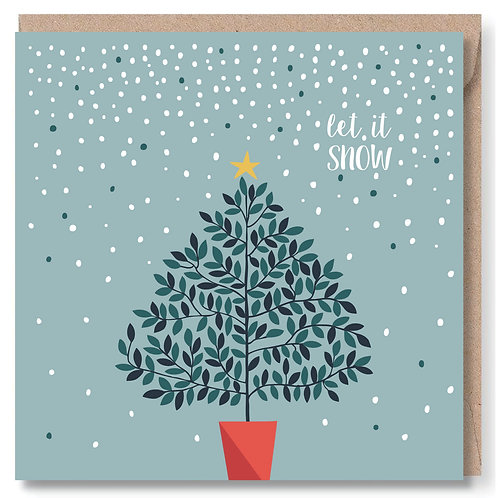 Christmas Let It Snow