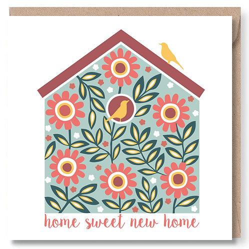 New Home Bird House