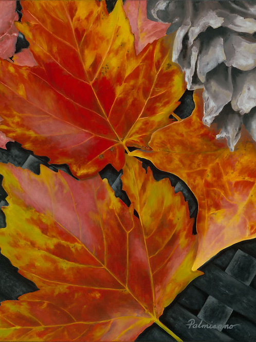 The Fall Collection Limited Edition Canvas Giclee
