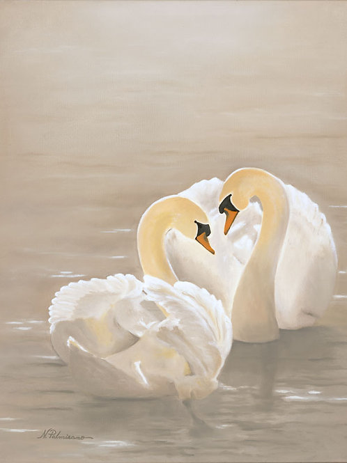Always and Forever Limited Edition Canvas Giclee