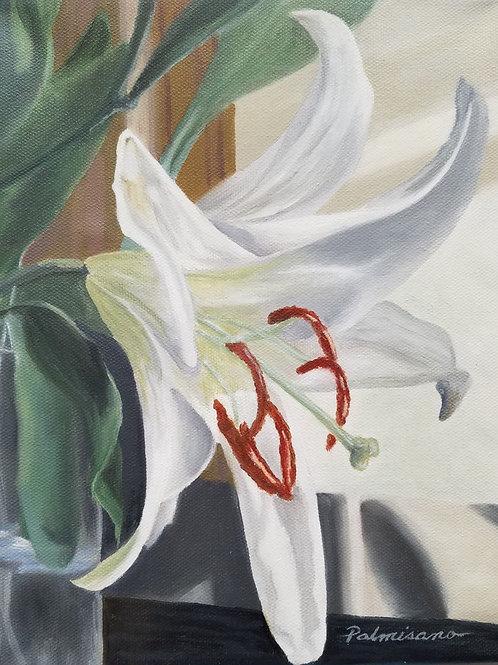 Lift Your Spirit Framed Original Oil Painting