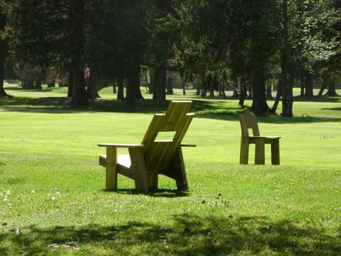 PIXA Armchair and chair