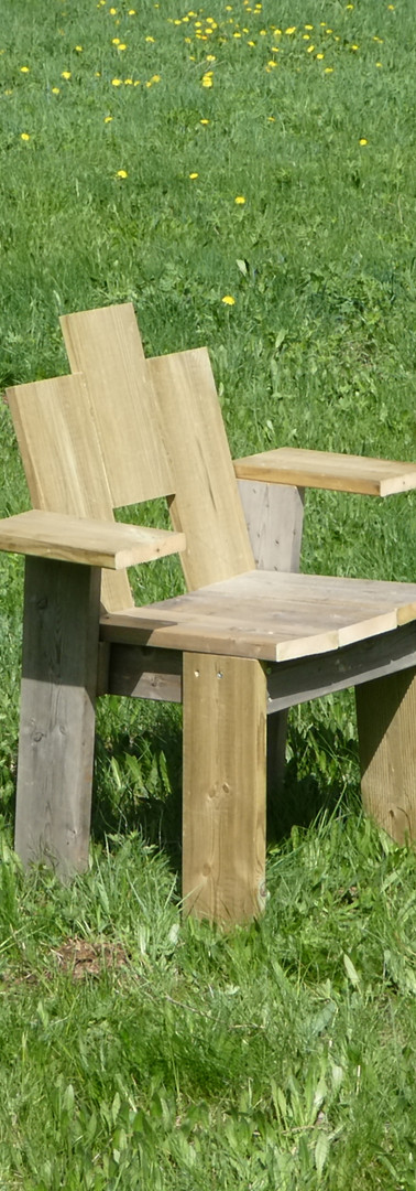 PIXA Chair with Armrests