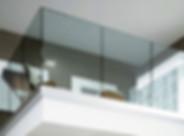 Barandillas de cristal DGlass Aluminium Systems