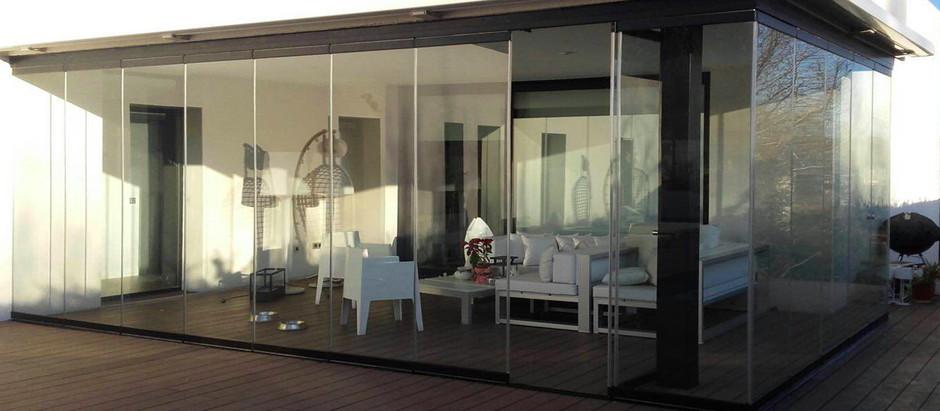 Despejando dudas sobre las cortinas de cristal D`Glass