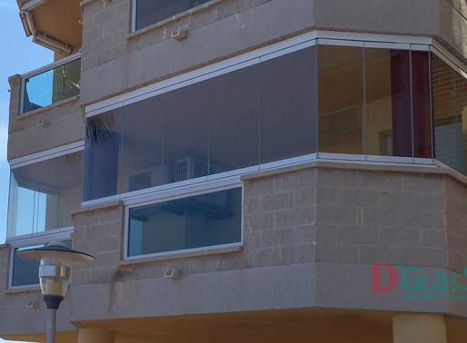 Cerramientos sin perfiles verticales: una solución en alza