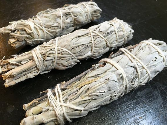 White Sage Smudge Stick - 2 pack