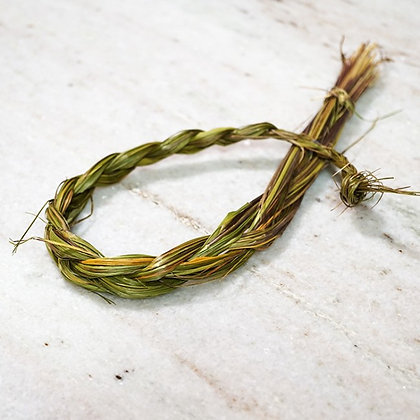 Sweetgrass Braids-2 Pack