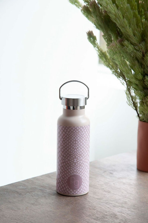 Kakamas, driss, double walled insulated drink bottle (design edit)