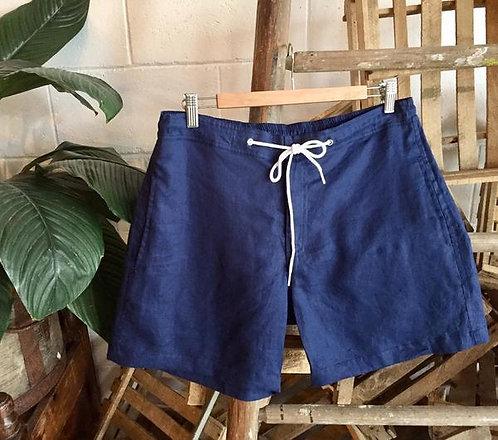 Linen Walk Shorts