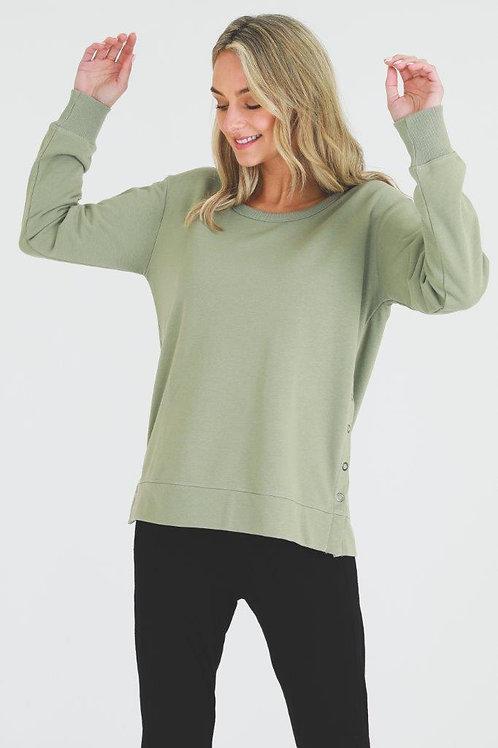 Sarah Sweater Kiwi l 3rd Story