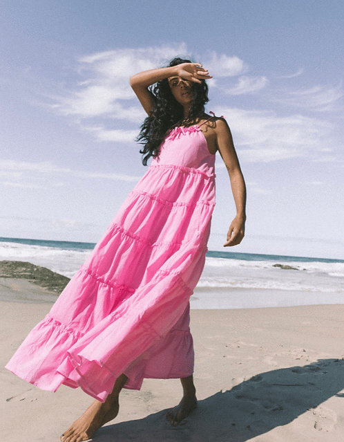 Senorita Maxi Dress