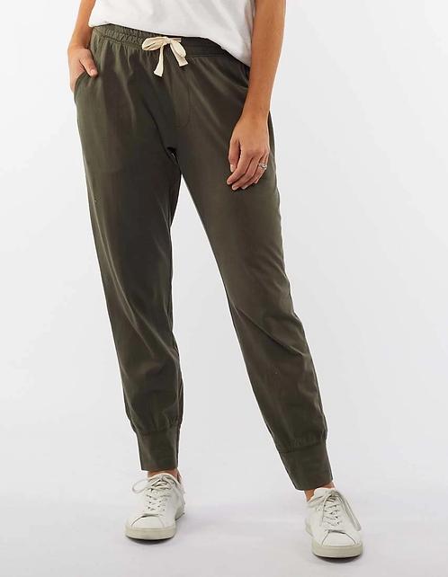 Wash Out Lounge Pants - Dark Khaki