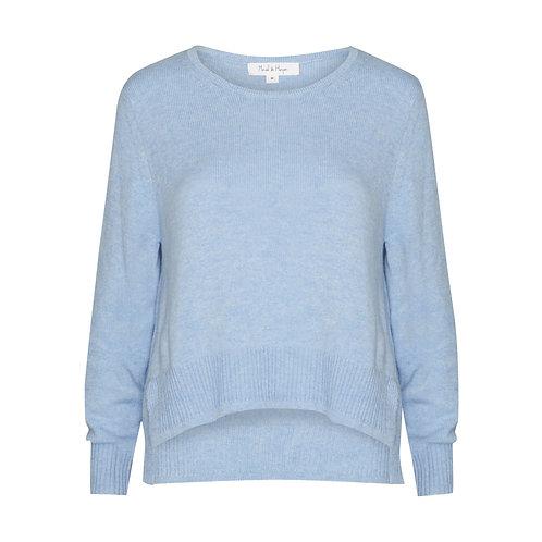Bronnie Sweater - 100% cashmere