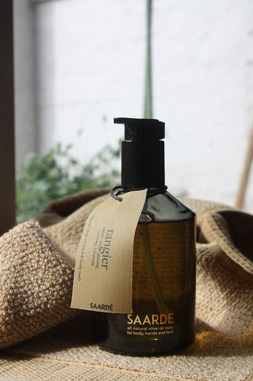 Saarde Hand & Body Wash Tangier