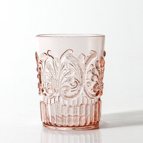 Flemington Acrylic Tumbler -Pink