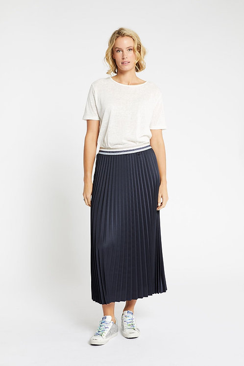 365 Days - Luxe Navy Skirt
